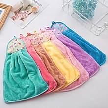 Adornlife 7 Pieces Multifunction Towels Assorted