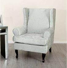 Adrian Armchair Ophelia & Co. Upholstery Colour:
