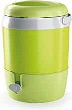 ADRIATIC Thermal Bottle, Green, 6 lt,