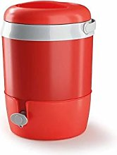 ADRIATIC Thermal Bottle, Red, 6 Litres,