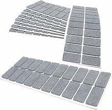 Adsamm® | 200 x self-Stick Felt Pads |