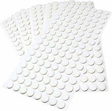 Adsamm® | 640 x self-Stick Felt Pads | Ø