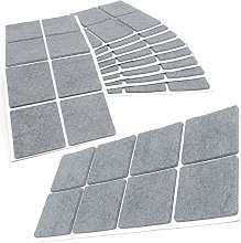 Adsamm® | 80 x self-stick felt pads |
