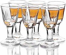Adsled 15ml 0.4oz Mugs Mini Strong Wine Shot Glass