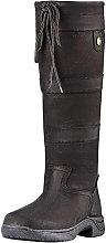 Adults Unisex River Leather Boots III (10 UK)