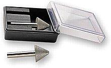 Adv. PIKE & CO.® Diamond Cone Mortice Chisel