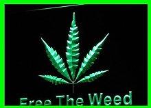 ADV PRO i269-g Free The Weed Hemp Marijuana Bar