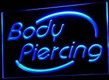 ADV PRO i538-b Body Piercing Tattoo Shop Display