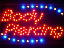 ADV PRO led064-r Body Piercing Shop LED Neon Sign