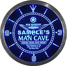 ADV PRO ncpb-tm Man Cave Cowboys Personalised Your