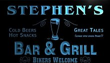 ADV PRO x0034-tm Stephen's Bar & Grill Bikers
