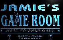 ADV PRO x0233-tm Jamie's VIP Lounge Game Room