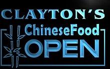 ADV PRO x0252-tm Clayton's Chinese Food
