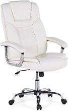 Advance Mid-Back Desk Chair Brayden Studio Colour: