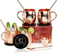 Advanced Mixology Mule Science Moscow Mule Copper