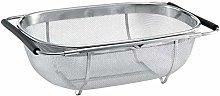 advancethy Kitchen Sink Strainer, Stainless Steel