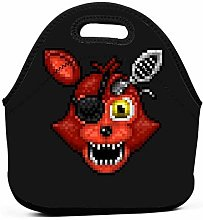 Adventure Withered Foxy - FNAF World - Pixel Art