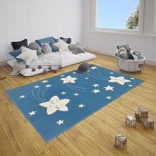 Adventures Hanse Home 104519 Stardust Sky Blue