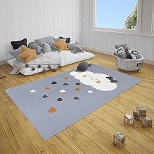 Adventures Hanse Home 104521 Lovely Sky Grey