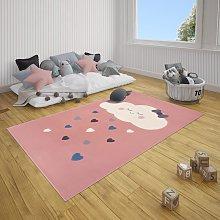 Adventures Hanse Home 104524 Lovely Sky Rose