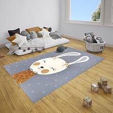 Adventures Hanse Home 104525 Polly Bunny Grey