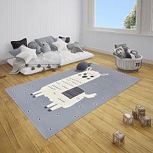 Adventures Hanse Home 104531 Monty Llama Grey