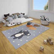 Adventures Hanse Home 104539 Sweetheart Koala Grey