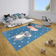 Adventures Hanse Home 104540 Sweetheart Koala Sky