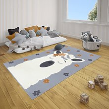 Adventures Hanse Home 104546 Charly Alpaca Grey