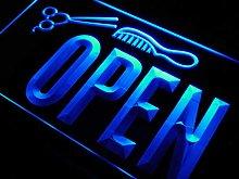 ADVPRO j815-b OPEN Hair Cut Scissor Barber Shop