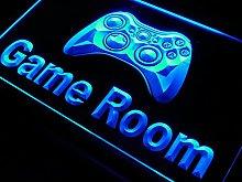 ADVPRO j984-b Game Room Console Neon Light Sign