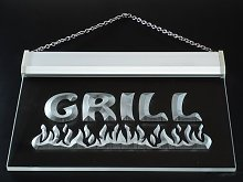 ADVPRO Multi Color i080-c Grill Chips Cafe