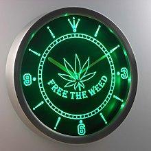ADVPRO nc0040-g Free the Weed Marijuana High Life