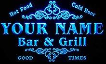 ADVPRO u-tm-b Name Personalized Custom Family Bar