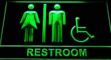 ADVPRO Unisex Toilet with Disabled Accessible
