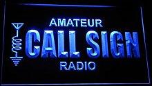 ADVPRO wb-tm Custom Amateur Radio Your Call Sign