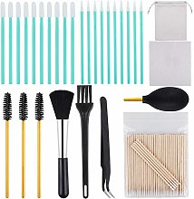 ADXCO 129 Pieces Cell Phone Cleaning Kit Camera