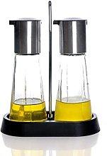 aedouqhr Spice jar Oil Dispenser Olive Oil Vinegar