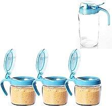 aedouqhr Spice jar Spice jar oil dispenser glass