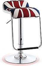 AEF Height Bar Stools Chairs with Back, Modern