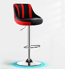 AEF Swivel Bar Stools for Kitchen Counter, 58-78Cm