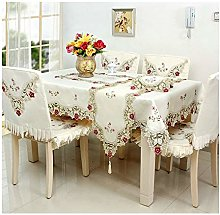 Aeici Cotton Table Runner Party Decor, Lace