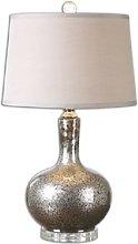 Aemilius Table Lamp In Dark Bronze Finish