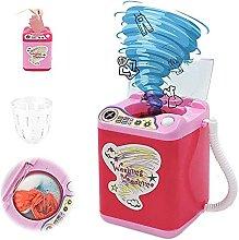 Aemiy Mini Washing Machine Toy, Cheap Makeup Brush