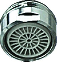 Aerator with Flow Restrictor M24 and Adaptor Ring,