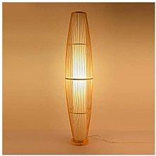 AERVEAL Floor Lamp Vertical Handmade Bamboo