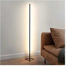 AERVEAL Floor Lamp Vertical Led Black Modern