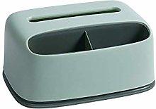 AERVEAL Paper Holder Tissue Box Holder Desk
