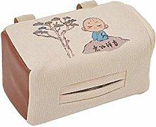 AERVEAL Paper Holder Tissue Box Napkins Dispenser