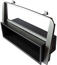 Aerzetix: 1DIN Car Radio Front Frame Adapter.